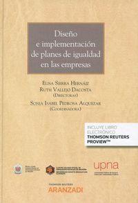 DISEÑO E IMPLEMENTACION DE PLANES DE IGUALDAD EN LAS EMPRESAS (DUO)