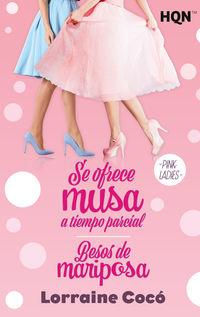 SE OFRECE MUSA A TIEMPO PARCIAL / BESOS DE MARIPOSA