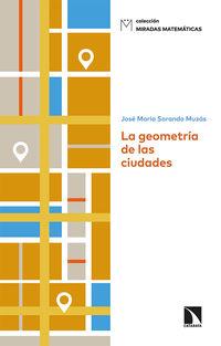 GEOMETRIA DE LAS CIUDADES, LA