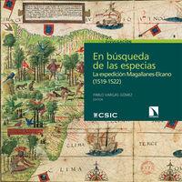 EN BUSQUEDA DE LAS ESPECIAS - LAS PLANTAS DE LA EXPEDICION MAGALLANES-ELCANO (1519-1522)