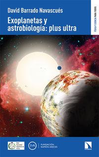 EXOPLANETAS Y ASTROBIOLOGIA - PLUS ULTRA