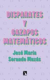 disparates y gazapos matematicos - Jose Maria Sorando Muzas