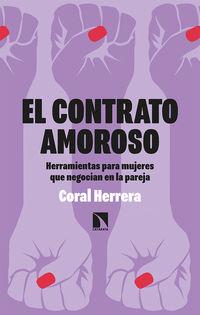 EL CONTRATO AMOROSO - HERRAMIENTAS PARA MUJERES QUE NEGOCIAN EN LA PAREJA