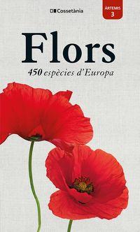 FLORS - 450 ESPECIES D'EUROPA