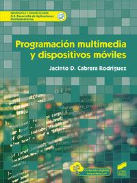 Gs - Programacion Multimedia Y Dispositivos Moviles - Desarrollo De Aplicaciones Multiplataforma - Jacinto D. Cabrera Rodriguez