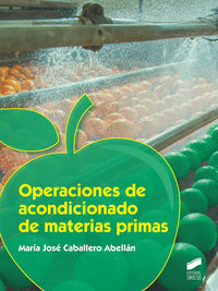 GM - OPERACIONES DE ACONDICIONADO DE MATERIAS PRIMAS