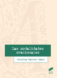 MODALIDADES ORACIONALES, LAS