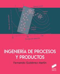 INGENIERIA DE PROCESOS Y PRODUCTOS