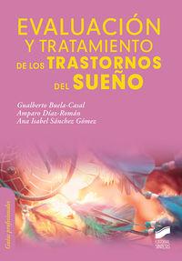 EVALUACION Y TRATAMIENTOS DE LOS TRASTORNOS DEL SUEÑO