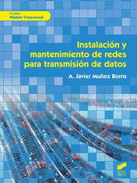 fpb - instalacion y mantenimiento de redes para transmision de datos - modulo transversal - A. Javier Muñoz Borro