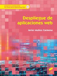GS - DESPLIEGUE DE APLICACIONES WEB - DESARROLLO DE APLICACIONES WEB