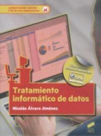 FPB - TRATAMIENTO INFORMATICO DE DATOS - ADMINISTRACION Y GESTION