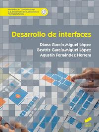 GS - DESARROLLO DE INTERFACES - DESARROLLO DE APLICACIONES MULTIPLATAFORMA