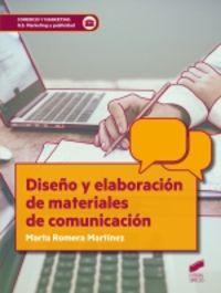 GS - DISEÑO Y ELABORACION DE MATERIAL DE COMUNICACION