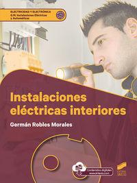 GM - INSTALACIONES ELECTRICAS INTERIORES