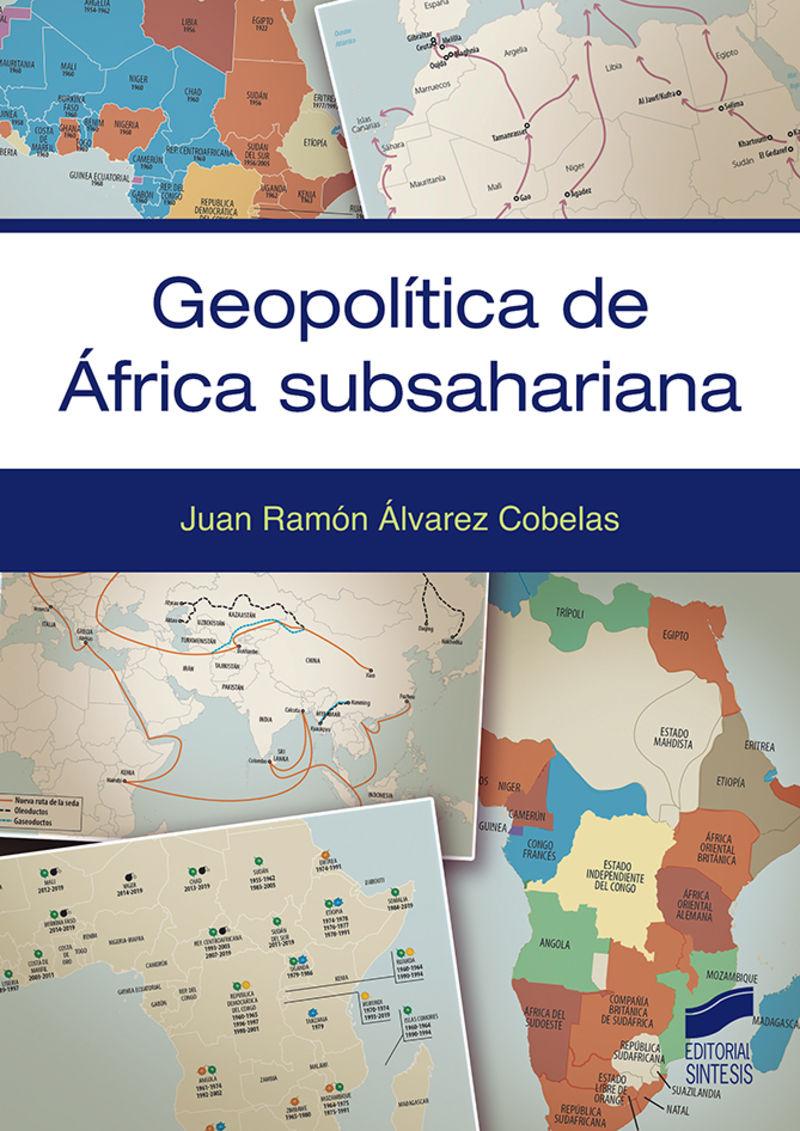 GEOPOLITICA DE AFRICA SUBSAHARIANA