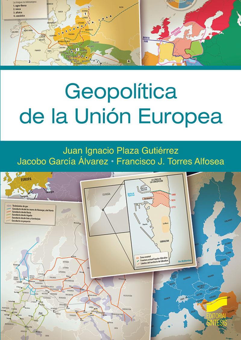 GEOPOLITICA DE LA UNION EUROPEA