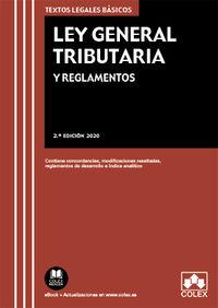 (2 ED) LEY GENERAL TRIBUTARIA Y REGLAMENTOS