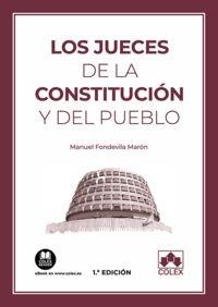 JUECES DE LA CONSTITUCION Y DEL PUEBLO