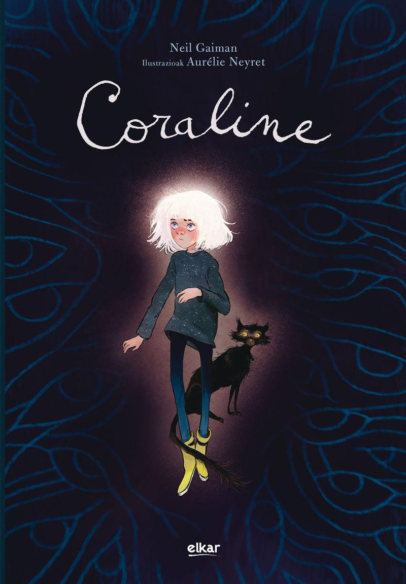coraline (euskaraz) - Neil Gaiman / Aurelie Neyret (il. )