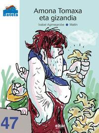 "amona tomaxa eta gizandia - Ixabel Agirresarobe Arzallus / Iñaki ""mattin"" Martiarena (il)"