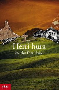 Herri Hura (55 Donostia Hiria Kutxa Saria) - Maialen Diaz Urriza