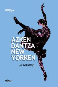 AZKEN DANTZA NEW YORKEN