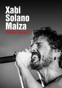 trikitixa liburua iii (+cd) - Xabi Solano Maiza