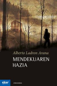 mendekuaren hazia - Alberto Ladron Arana