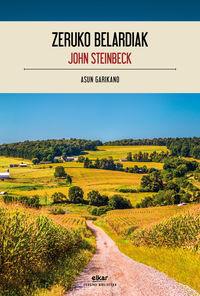 zeruko belardiak - John Steinbeck