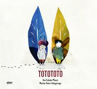 totototo - Ane Labaka Mayoz / Mariñe Arbeo Astigarraga (il. )