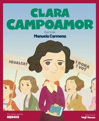 CLARA CAMPOAMOR - LA DONA QUE VA ACONSEGUIR EL SUFRAGI FEMENI AL NOSTRE PAIS