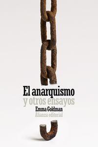 el anarquismo y otros ensayos - Emma Goldman