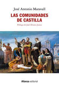 las comunidades de castilla - Jose Antonio Maravall