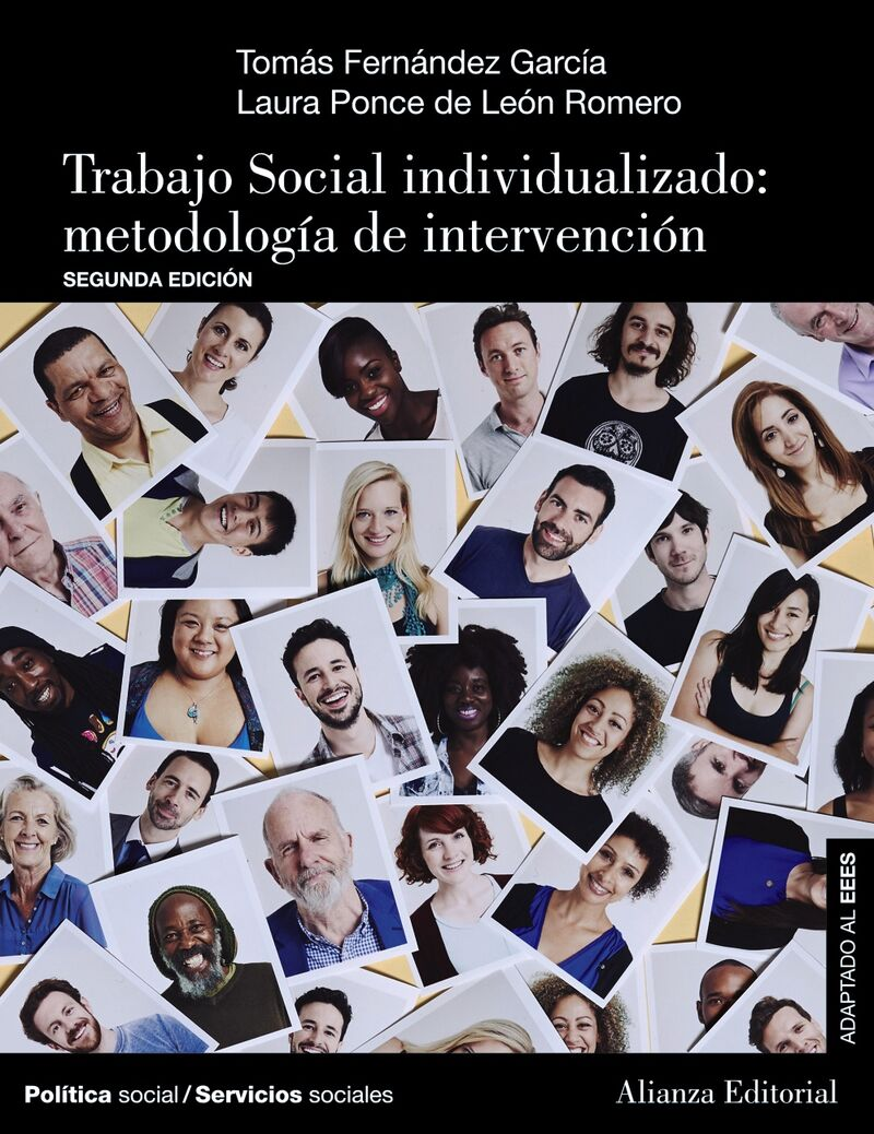 (2 ED) TRABAJO SOCIAL INDIVIDUALIZADO - METODOLOGIA DE INTERVENCION