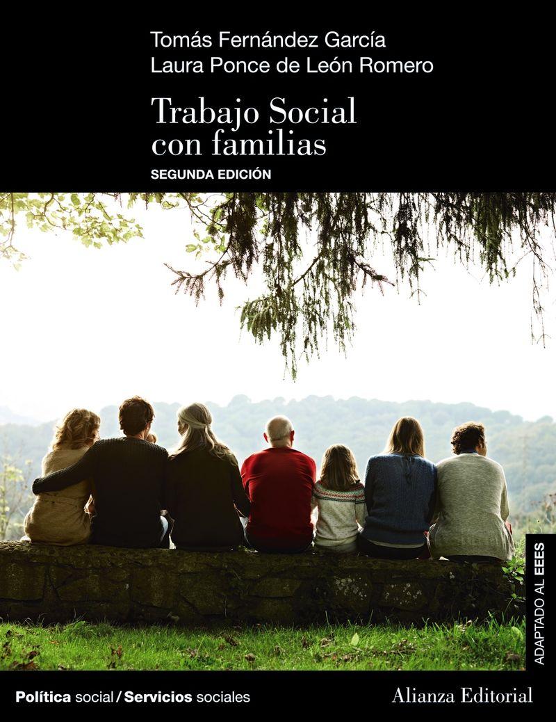 (2 ED) TRABAJO SOCIAL CON FAMILIAS