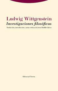 investigaciones filosoficas - Ludwig Wittgenstein
