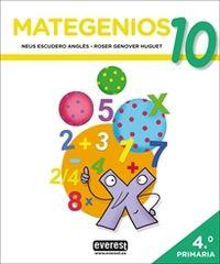 EP - MATEGENIOS 10