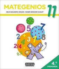EP - MATEGENIOS 11