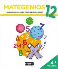 EP - MATEGENIOS 12