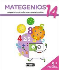 EP - MATEGENIOS 14