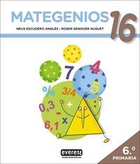 EP - MATEGENIOS 16