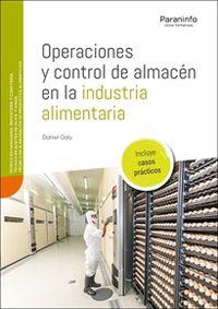 GM - OPERACIONES Y CONTROL DE ALMACEN EN INDUSTRIA ALIMENTARIA