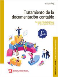 (2 ED) GM - TRATAMIENTO DE LA DOCUMENTACION CONTABLE