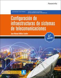 (2 ED) GS - CONFIGURACION DE INFRAESTRUCTURAS DE SISTEMAS DE TELECOMUNICACIONES