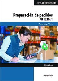 CP - PREPARACION DE PEDIDOS (MF1326_1)