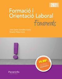 GM / GS - FOL FORMACIO I ORIENTACIO LABORAL - FONAMENTS