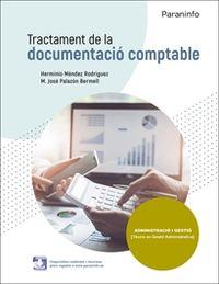 GM - TRACTAMENT DE LA DOCUMENTACIO COMPTABLE