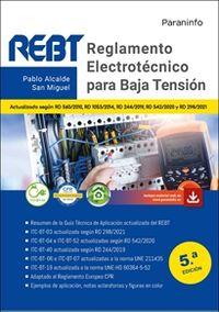 (5 ED) RBT REGLAMENTO ELECTROTECNICO PARA BAJA TENSION