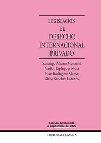 (22 ED) LEGISLACION DE DERECHO INTERNACIONAL PRIVADO